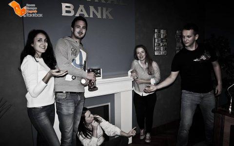 pljčka banke