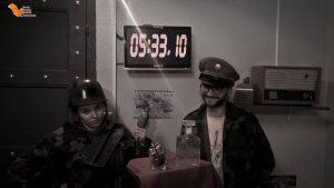 escape room bunker