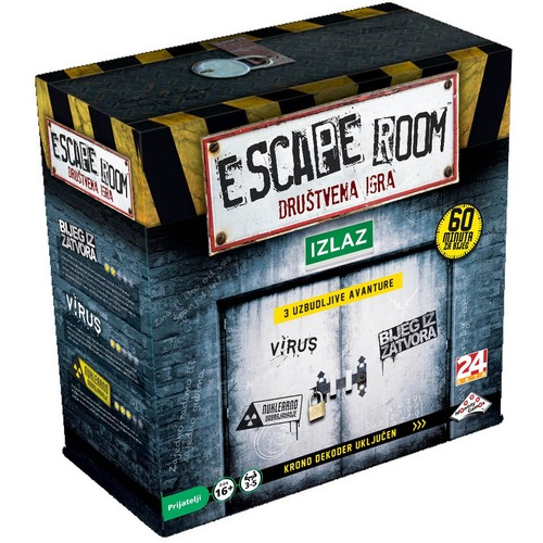 escape room igra za odrasle