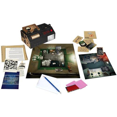 Društvena igra Escape room