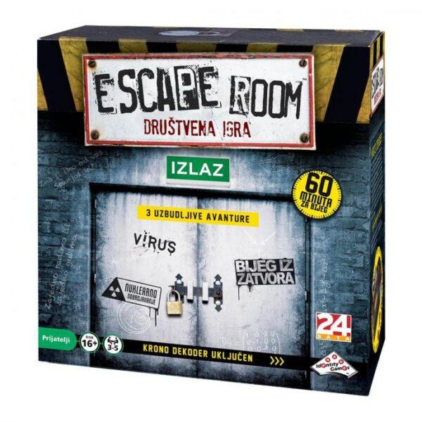 escape room u kutiji