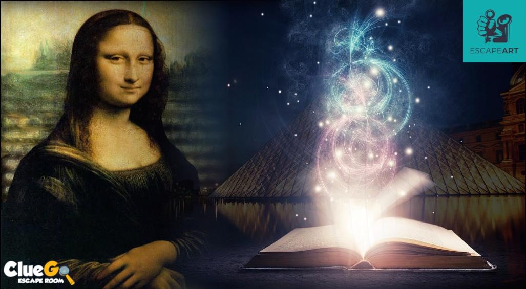 Krađa Mona Lise 2 i Magična knjižnica